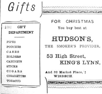 1923 Dec 14th Hudsons