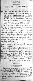 1929 Mar 29th Sale of No 55 Charity Comm