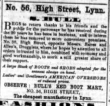 1855 Nov 3rd S Bull @ No 56