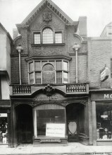 1930 Norfolk Street site acquired for second entrance (M & S Archives)