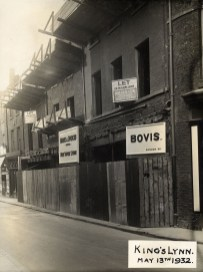 1932 May 13th (M & S Archives)