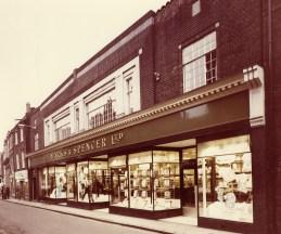 1964 (M & S Archives)