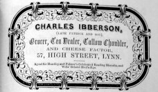 1856 Directory Ibberson (Lynn Forums)