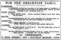 1897 Jan 15th C Ibberson @ No 57