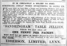 1901 May 10th Ibberson