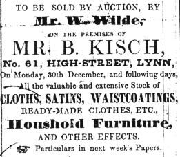 1844 Dec 21st B Kisch