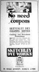 1942 Nov 20th Sketchley