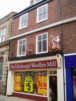 2007 The Edinburgh Woollen Mill at No 62