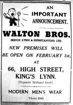 1937 Jan 22nd Walton Bros moving from No 38