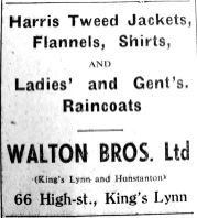 1945 Mar 9th Walton Bros
