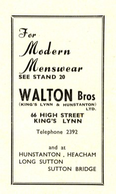 1955 Aug 24to31 Trades Exhib prog Walton