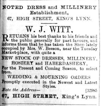 1889 Sept 21st Witt