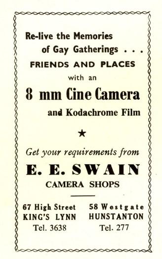 1955 23to31 July KL Festval Prog
