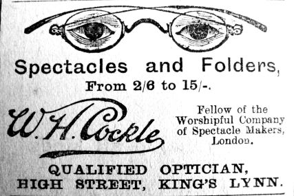 1911 Apr 21st Cockle