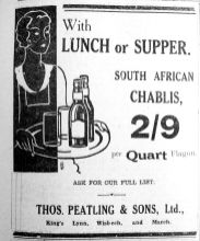 1933 July 28th Thos Peatling