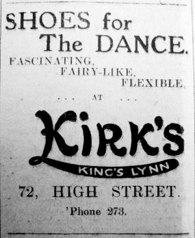 1926 Sept 24th Kirks