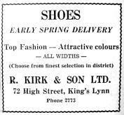 1964 Apr 3rd R Kirk & Son
