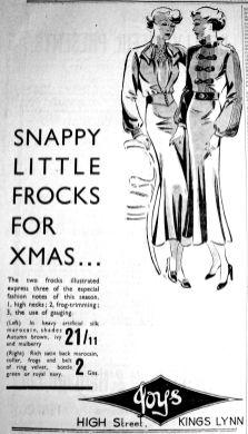 1935 Nov 29th Joys
