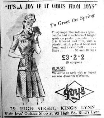 1945 Feb 23rd Joys query 93