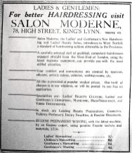 1933 Jan 20th Salon Moderne