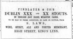 1870 July 2nd S Laws @ No 8