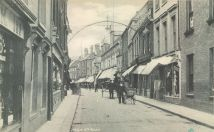 High St South end (Trues Yard)