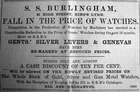 1904 July 8th S S Burlingham