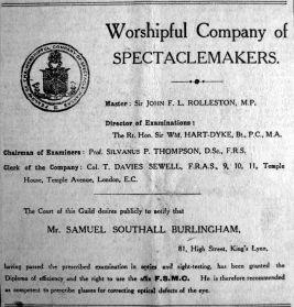 1915 Dec 31st Burlingham