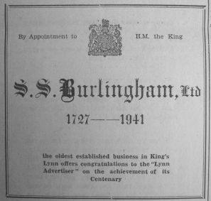 1941 Feb 28th Burlingham