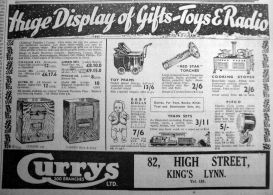 1934 Dec 14th Currys Ltd