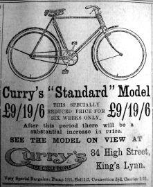 1920 Feb 27th Currys