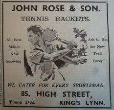 1937 Apr 16th John Rose & Son
