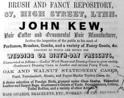 1856 Directory John Kew Lynn Forums