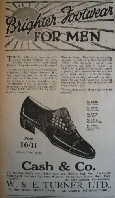 1926 Mar 19th Cash & Co