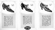 Benefit Shoes advert