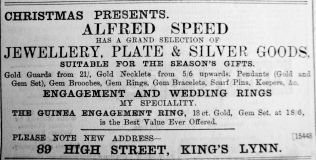 1904 Dec 2nd Alfred Speed Christmas