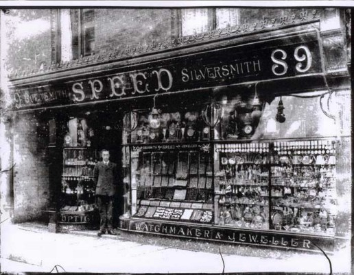 1905 approx No 89 High St Alfred Speed