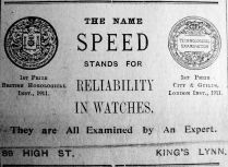 1919 Aug 15th Speed