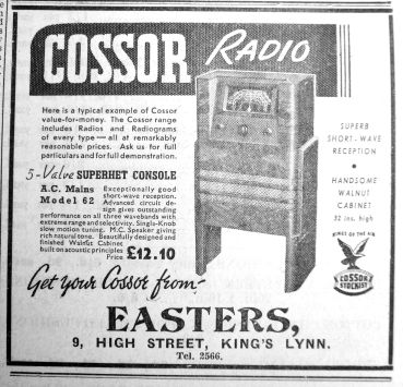 1940 Mar 15th Easters