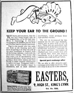 1940 Mar 8th Easters