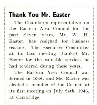 1957 May WH Easter