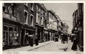 1900 No 90 Handel House (left)