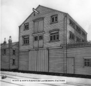 1902 Scotts new works on South Quay (sketch)