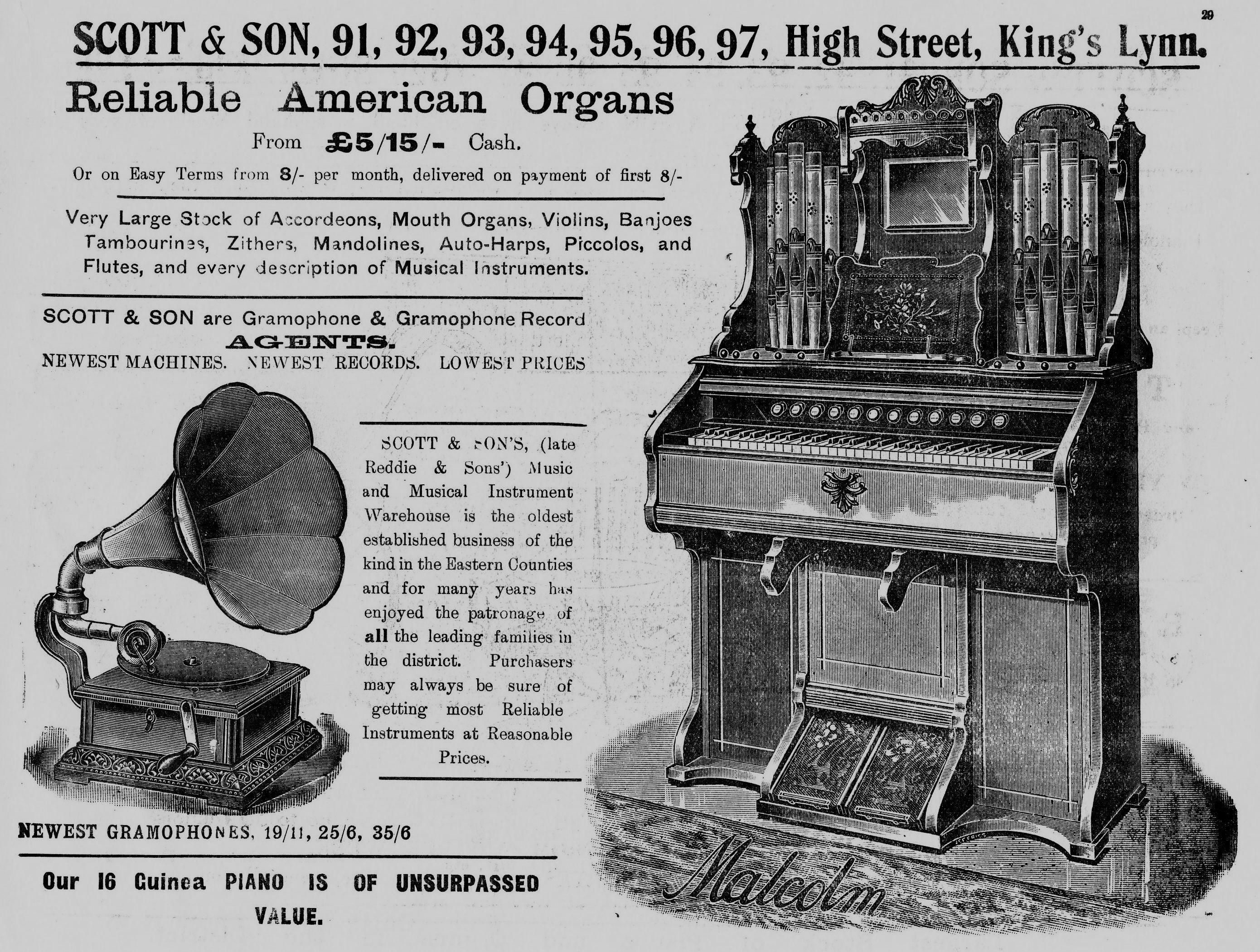 1915 Catalogue P 29