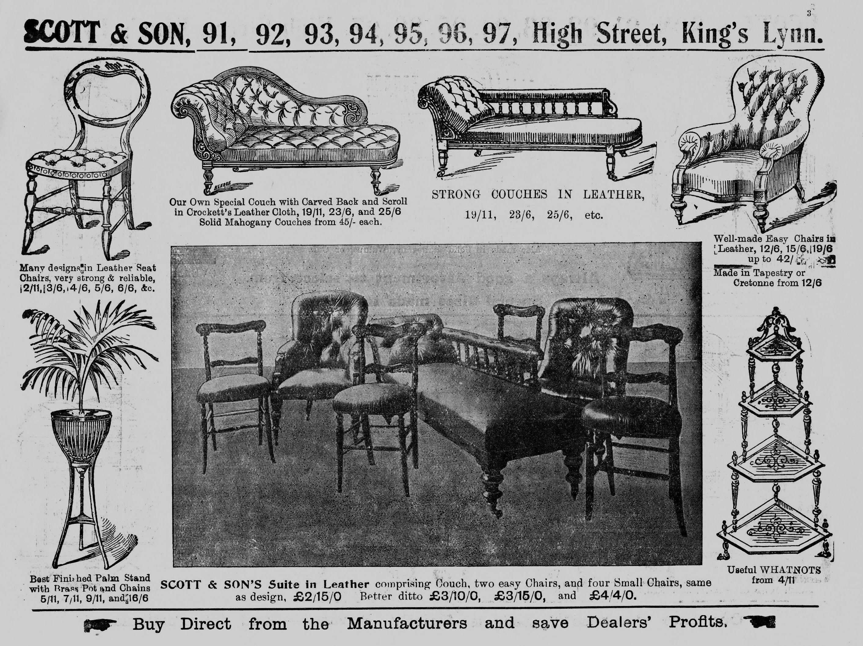 1915 Scotts Catalogue P3