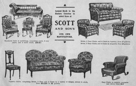1924 Catalogue (P19 Lynn-made chairs)