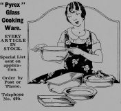 1932 Catalogue (P39) Pyrex Girl