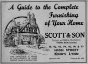 1932 Catalogue (front cover)