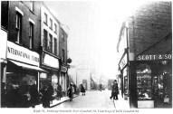 1960s International Stores @ No 37 & Scotts corner