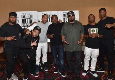'Straight Outta Compton' Screening in Atlanta